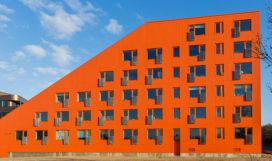 Deense campus toont waarom oranje het nieuwe zwart is