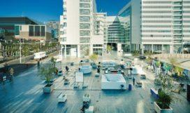 ZUS ontwerpt modern Agora voor Spui Den Haag
