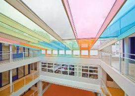 Uitbreiding van het Stanislascollege in Delft