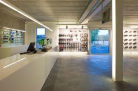 Sportwinkel Top Running in Wuustwezel door PUUR interieurarchitecten