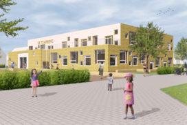 LIAG ontwerpt IKC De Toverberg in Zoetermeer