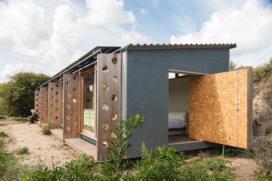 ARC14 inzending: Le Cabin bij Egmond aan Zee