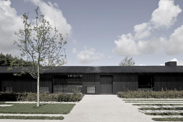 Winnaar ARC15 Architectuur TR Residence