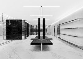 Winkel in Londen door Hedi Slimane