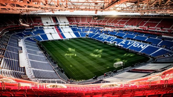 Stade des Lumieres Lyon Populous