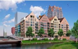 Project De Tsaar in Zaandam krijgt vorm