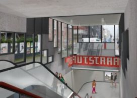 Group A over stationsrenovatie Metro Oostlijn Amsterdam