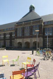 Faculteit Bouwkunde TU Delft