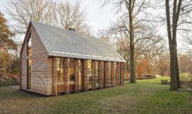 Project van de Dag: Tuinhuis in Utrecht door Zecc