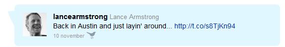 Tweet Lance