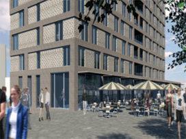 EUR bouwt huisvesting voor internationale studenten