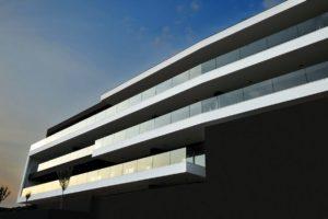 Appartementen in Cesena (It) door Tisselli studio