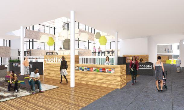Atelier PRO krijgt interieuropdracht gemeentehuis Zeist - De Architect