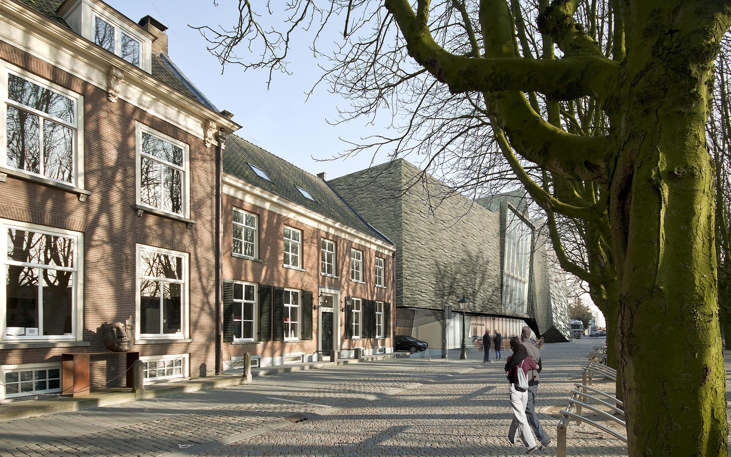 UNStudio Theater de Parade Den Bosch