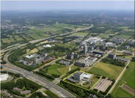 Nieuwbouw in Utrecht Science Park