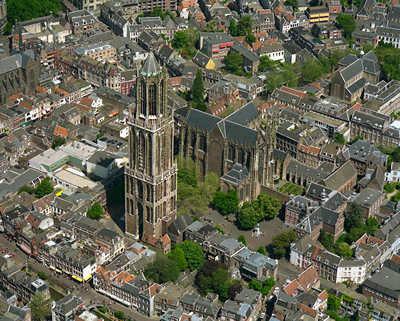 Studentenwoningen op KPN-terrein Utrecht
