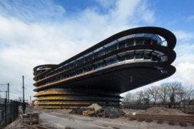 Bouw verkeersleidingspost Utrecht op schema