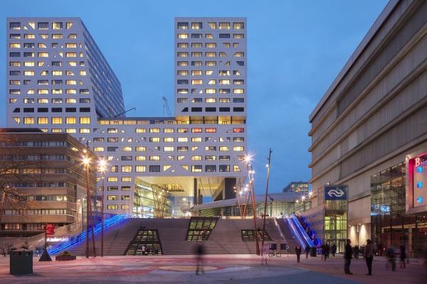 Utrechts Stadskantoor Kraaijvanger