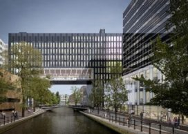 Renovatie Amsterdams Universiteitcomplex
