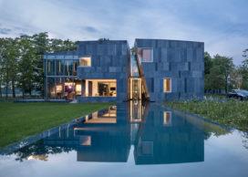 Project van de Dag: Landgoed Sparrendaal door Team V Architectuur