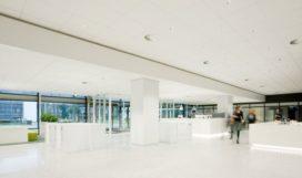 Nederlands hoofdkantoor Siemens in Den Haag door JHK Architecten