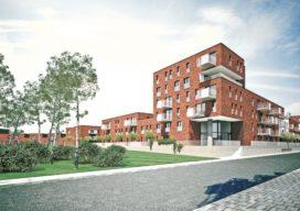 Architektenburo Jef Van Oevelen richt Mechelse Mahatma Gandhiwijk opnieuw in
