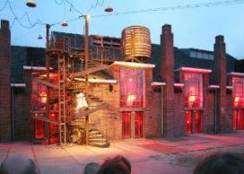 Muziektheater De Veerensmederij in Amersfoort
