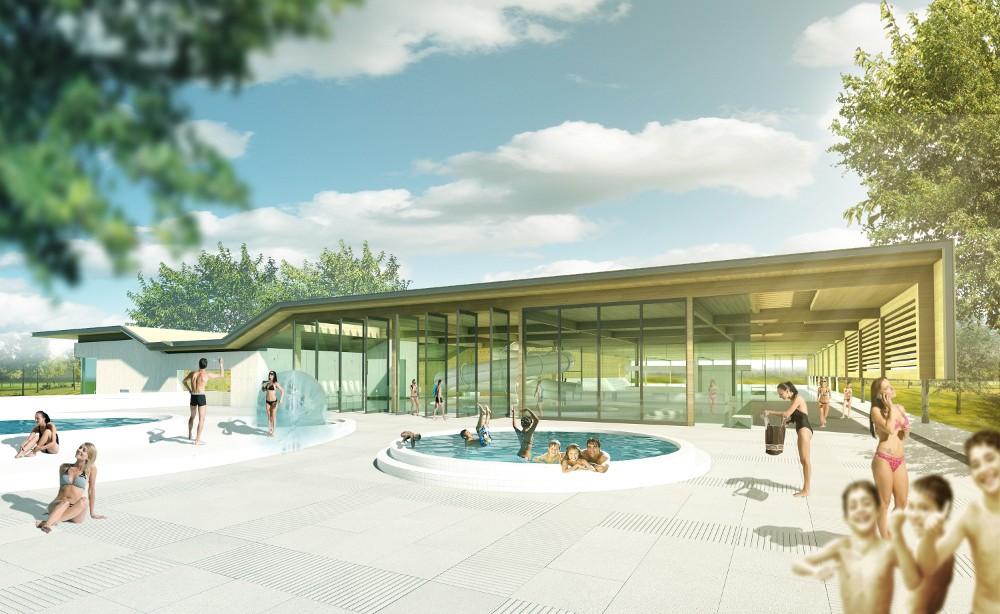 VenhoevenCS Zwembad Kampen
