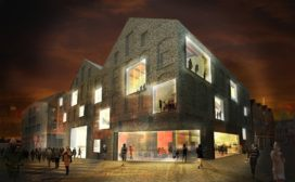de Architekten Cie. maakt winnend ontwerp poppodium Venlo