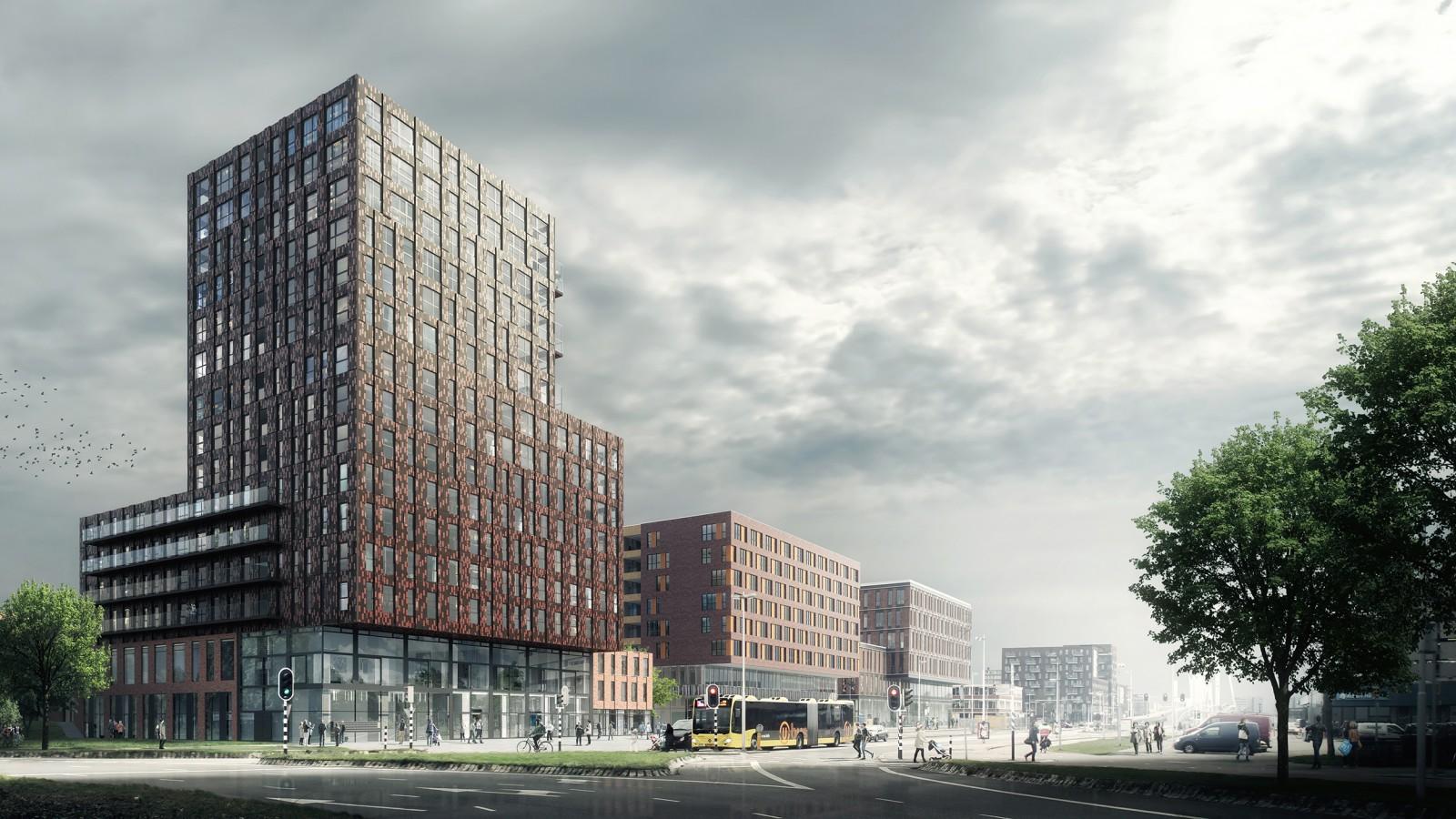 De Verkenner Utrecht MEI Architecten