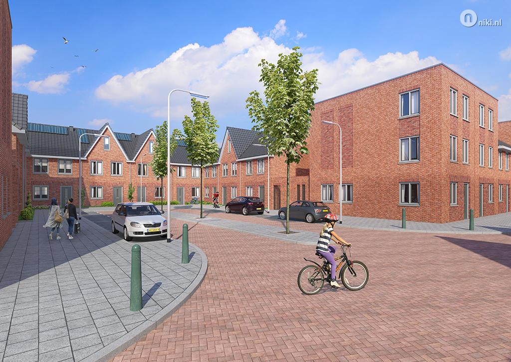 Vermeerkwartier Den Haag Venster architekten