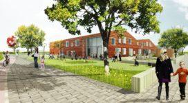 Mecanoo ontwerpt Brede School in Mill