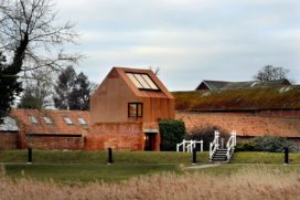 Dovecote Studio in Snape Maltings (GB)