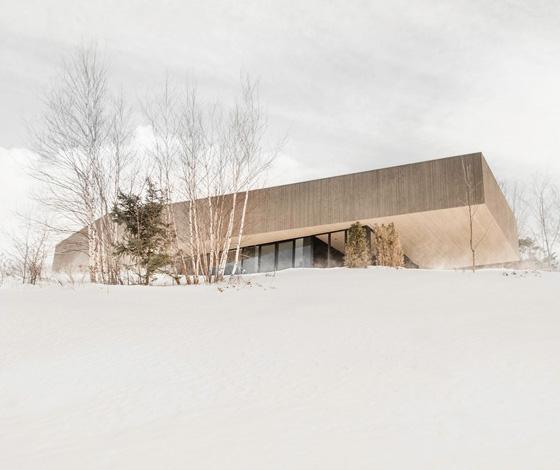 Villa Sutton, Quebec door Chevalier Morales Architectes
