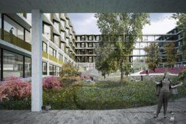Winnend ontwerpteam AZ Jan Portaels Vilvoorde bekend