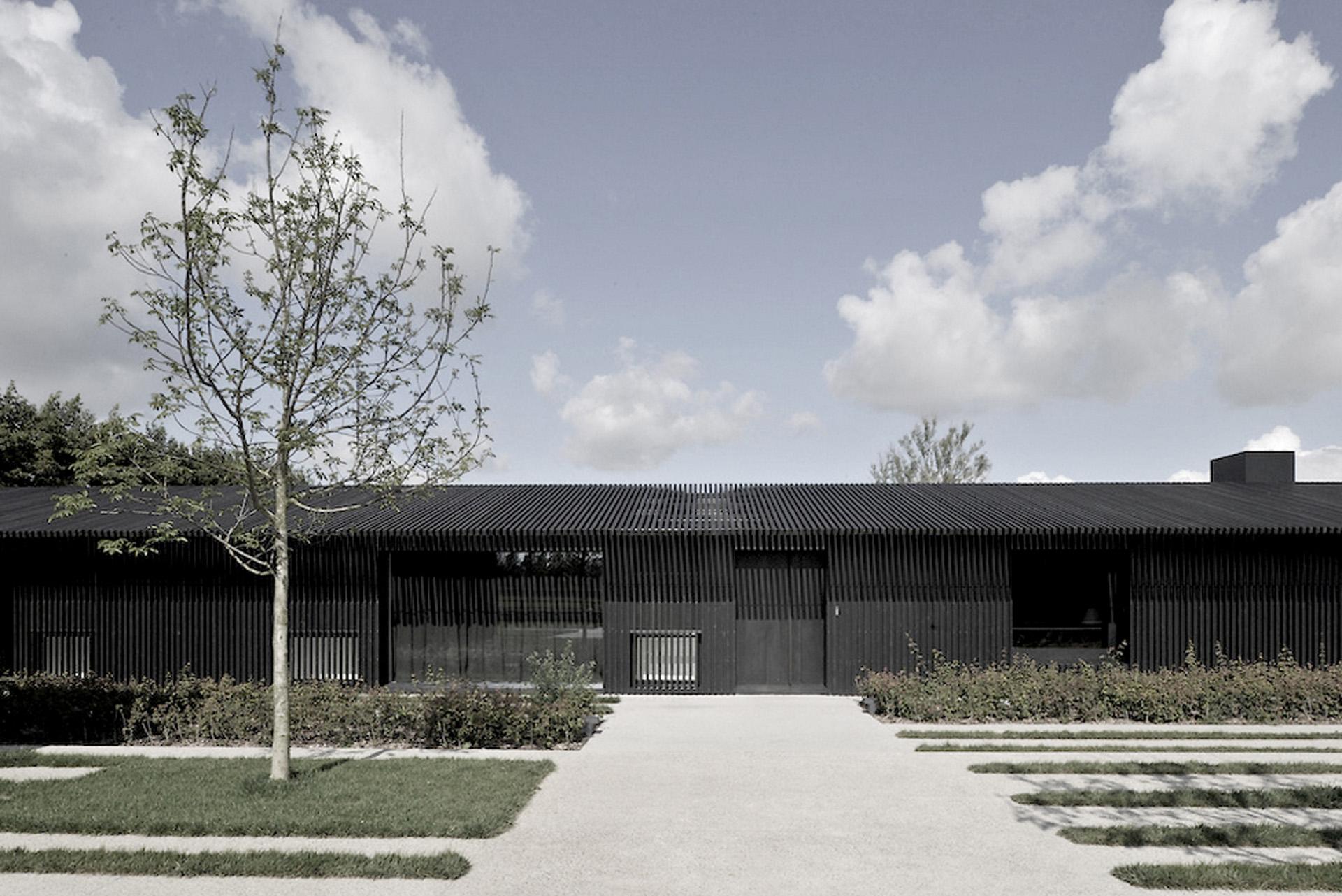 TR Resicence Vincent van Duysen Knokke_Winnaar ARC15 Architectuur Award