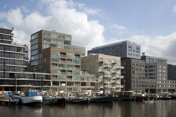 VOC Amsterdamse nieuwbouwprijs