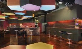 Lounge Cocoon Club in Frankfurt am Main door Morgen Studio
