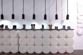 Mobiel winkelinterieur Shoesme