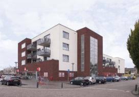 21 appartementen, supermarkt en parkeerkelder Waalwijk
