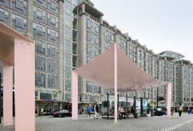 Duurzame overkappingen in Rotterdam