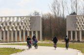 Pergola Máximapark in Utrecht krijgt vorm