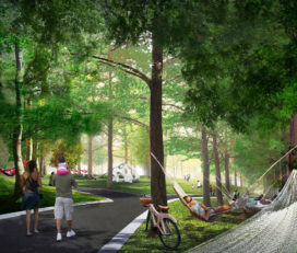 West 8 wint ASLA Honor Award