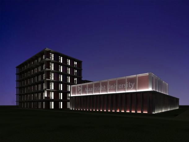 Wiegerinck ontwerpt Brains Unlimited op Maastricht Health Campus