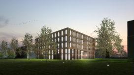 Wiegerinck werkt aan Wageningen Campus