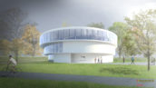Wiegerinck ontwerpt duikcentrum Seafari