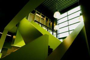 Sportschool in Wijchen door Remko Spaan