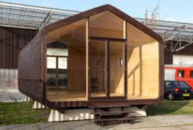 Nominatie ARC15 Innovatie: Het Wikkelhuis door René Snel en Fiction Factory