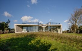 Project van de Dag: W.I.N.D. House door UNStudio
