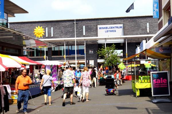 Wijkmarkt Escamp – Leyweg Den Haag